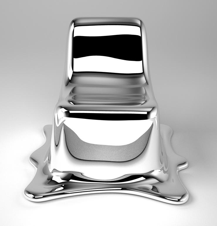 Melting Chair 2