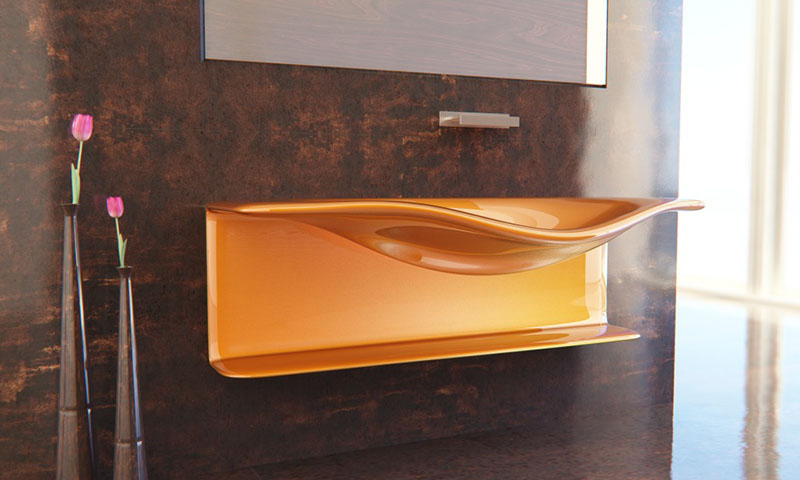 Pare Washbasin Design 10