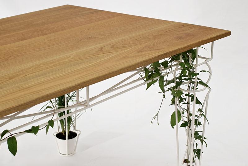 Plantable Garden Table 2