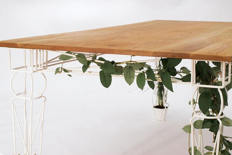 Plantable Garden Table 3