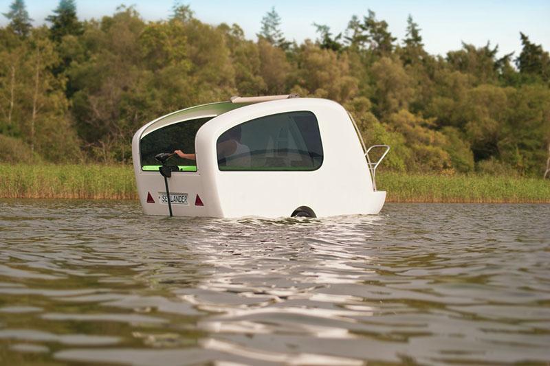 Sealander Amphibious Caravans 5