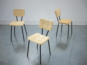 Softwood Chair Series by Veronika Wildgruber