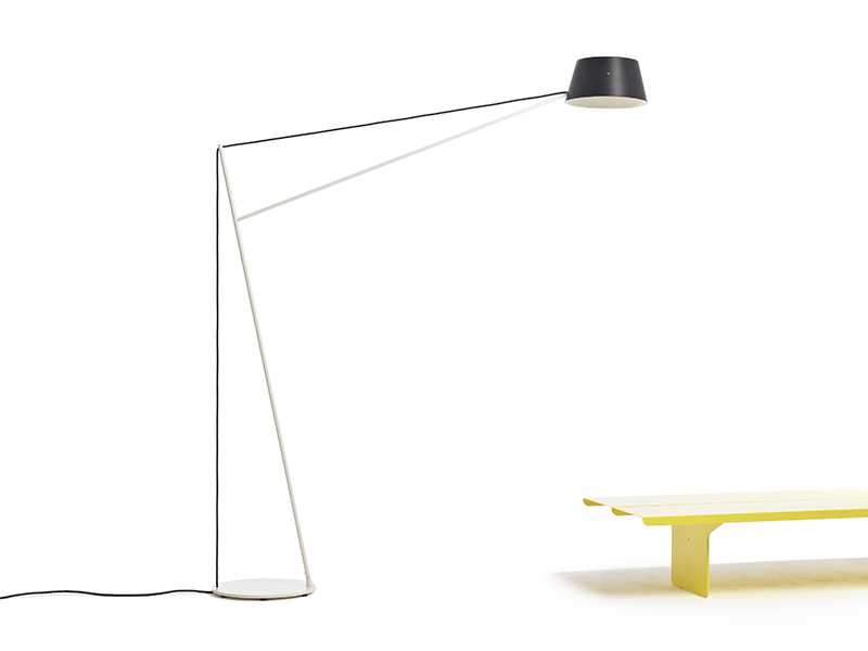Spar Floor Light design