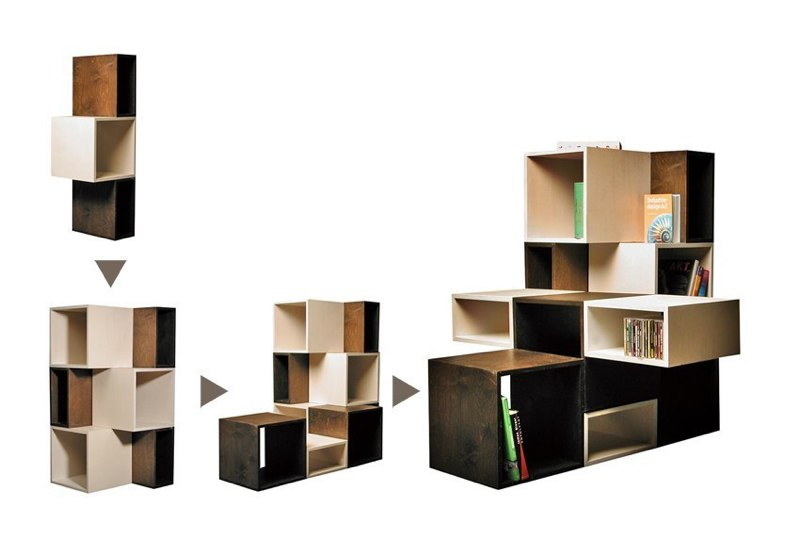 Squambo Multipurpose Shelf System 2