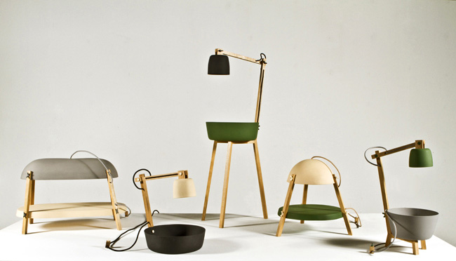 Tafelstukken lighting objects 2