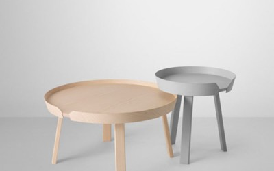 Around Coffee Table by Thomas Bentzen for MUUTO