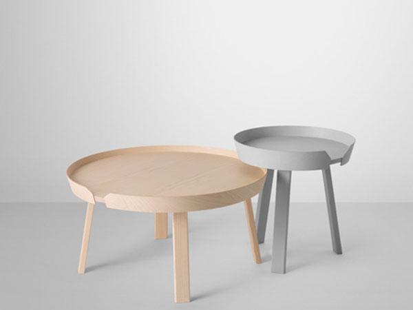 Around Coffee Table by Thomas Bentzen for MUUTO