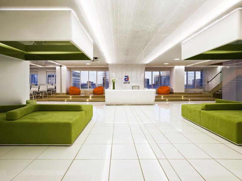 Astral Media Office Interior 1