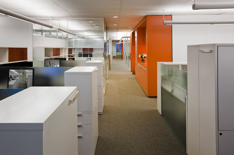 Astral Media Office Interior 10
