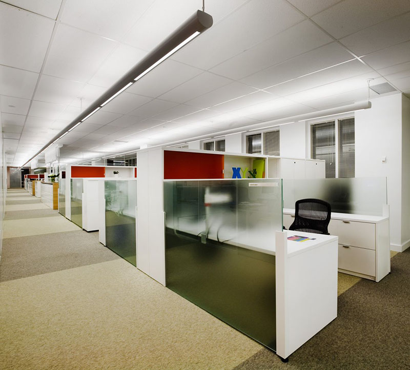 Astral Media Office Interior 11