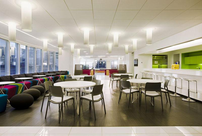 Astral Media Office Interior 2