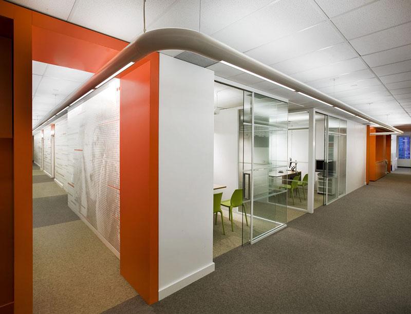 Astral Media Office Interior 7