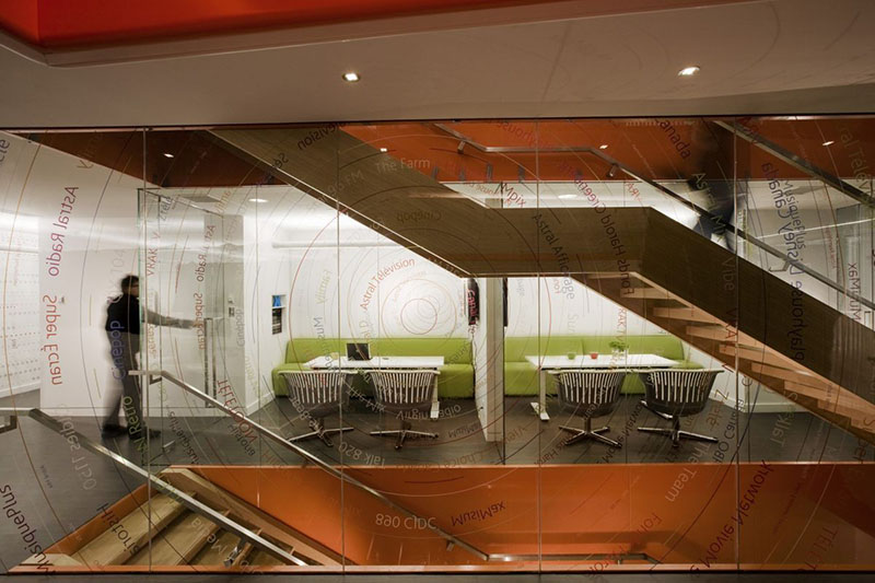 Astral Media Office Interior 8