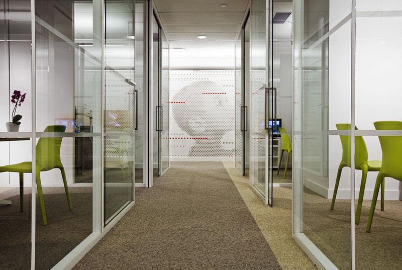 Astral Media Office Interior 9