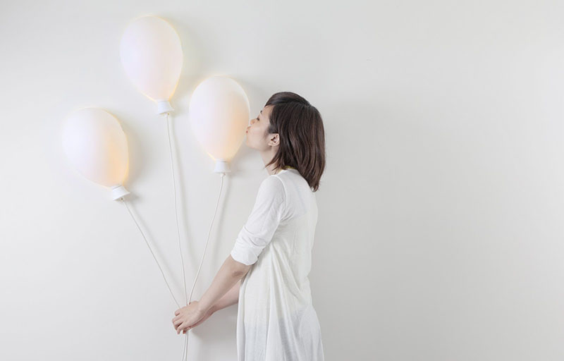 Balloon Lamp by haoshi Design
