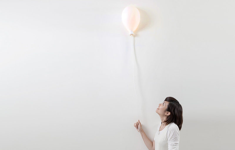 Balloon Lamp 3