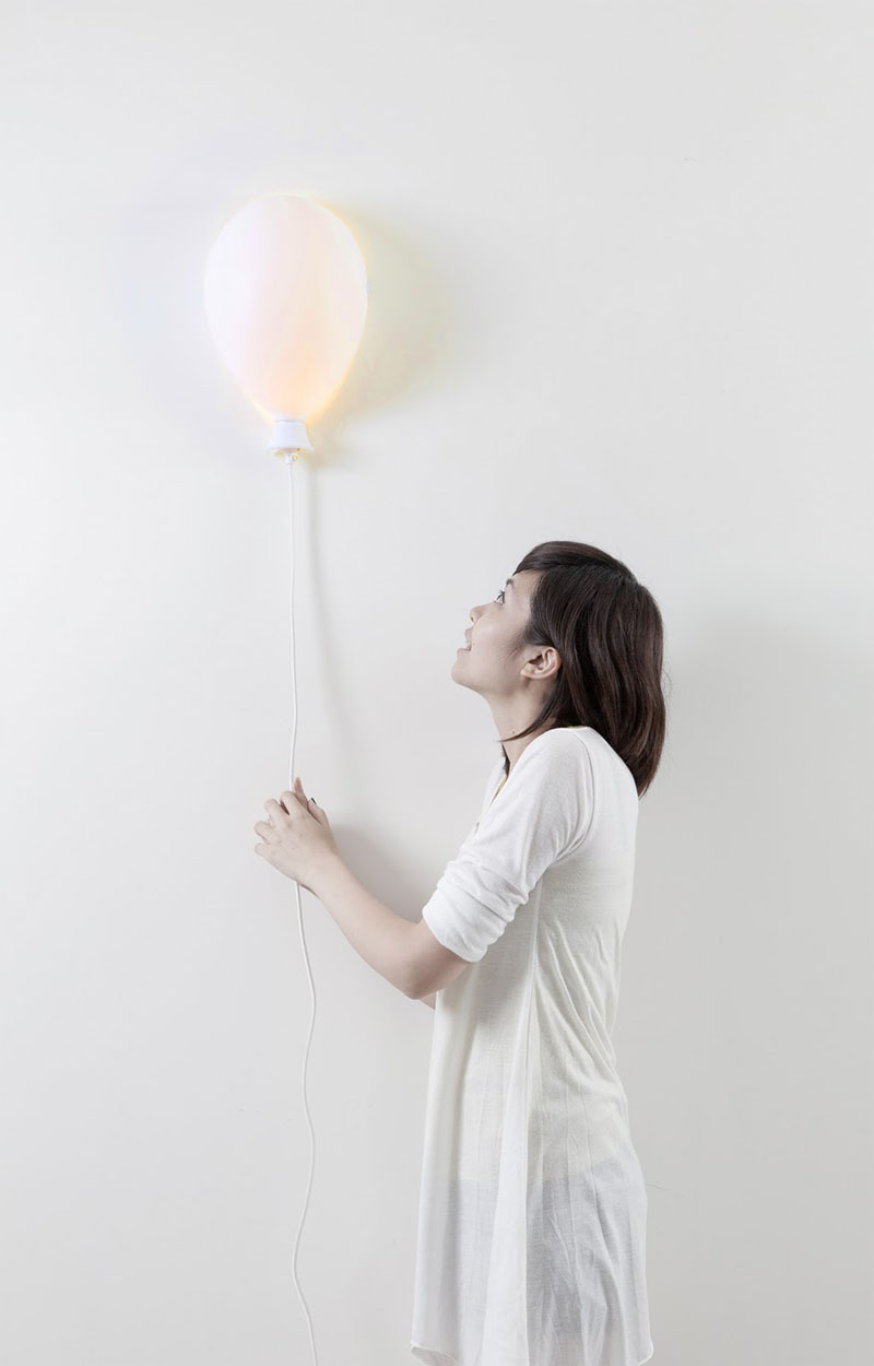 Balloon Lamp 4