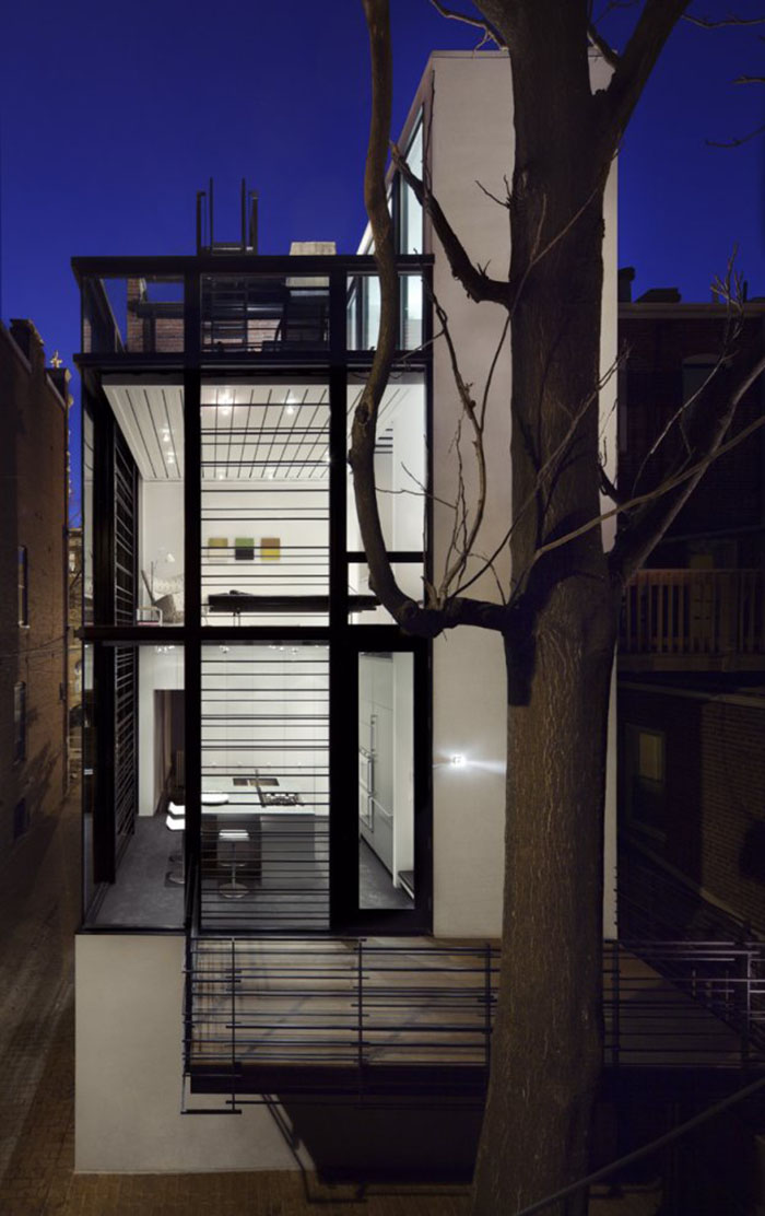 Barcode House 10