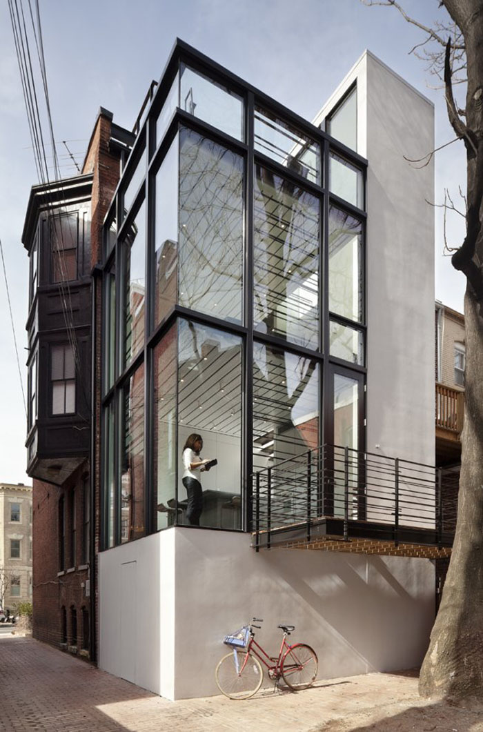 Barcode House 2