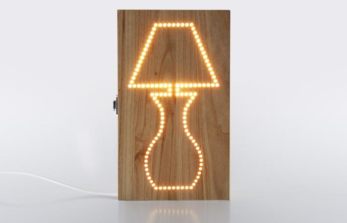 Box lamp 1