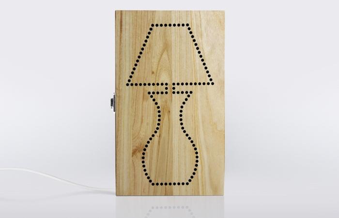 Box lamp 2