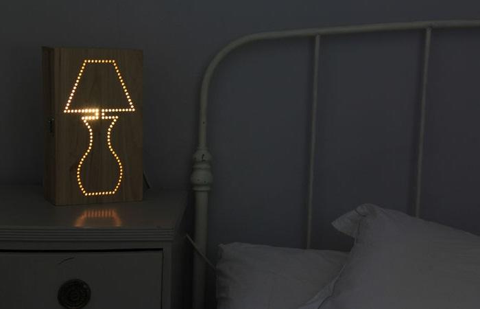 Box lamp 4
