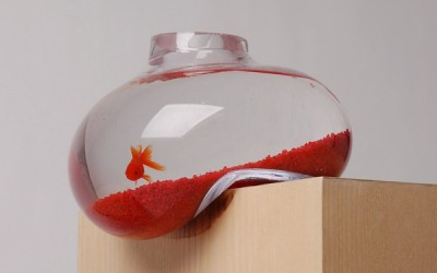 Creative Aquarium Bubble Tank by Psalt Design
