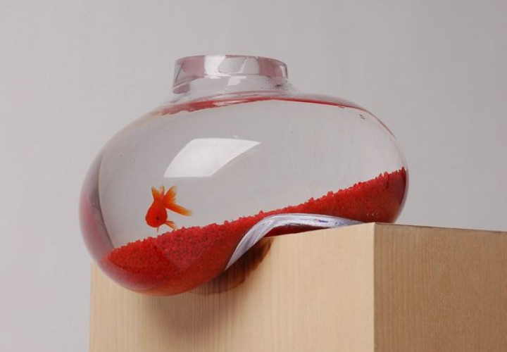 Creative Aquarium Bubble Tank 1