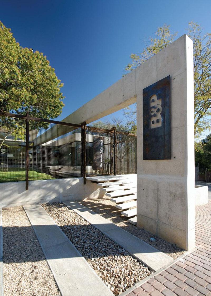 Offices For Bührmann & Partners 3