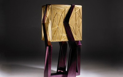 Gorgeous Storage Cabinet by Tusse