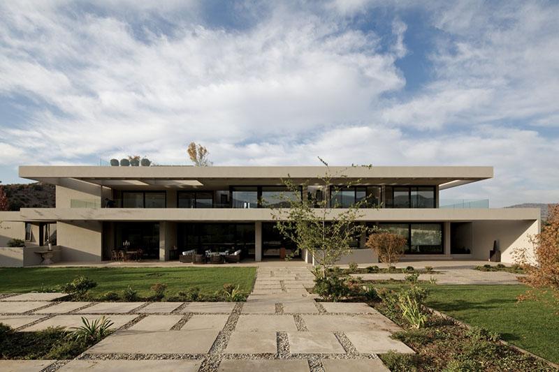 House AL by Gonzalo Mardones Viviani 1