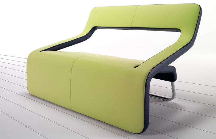 Inkline Two-Seater Sofa 2
