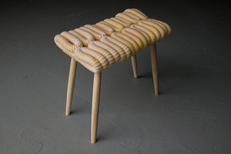 Knit Stool collection 4