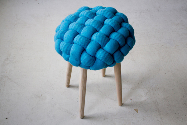 Knit Stool collection 7