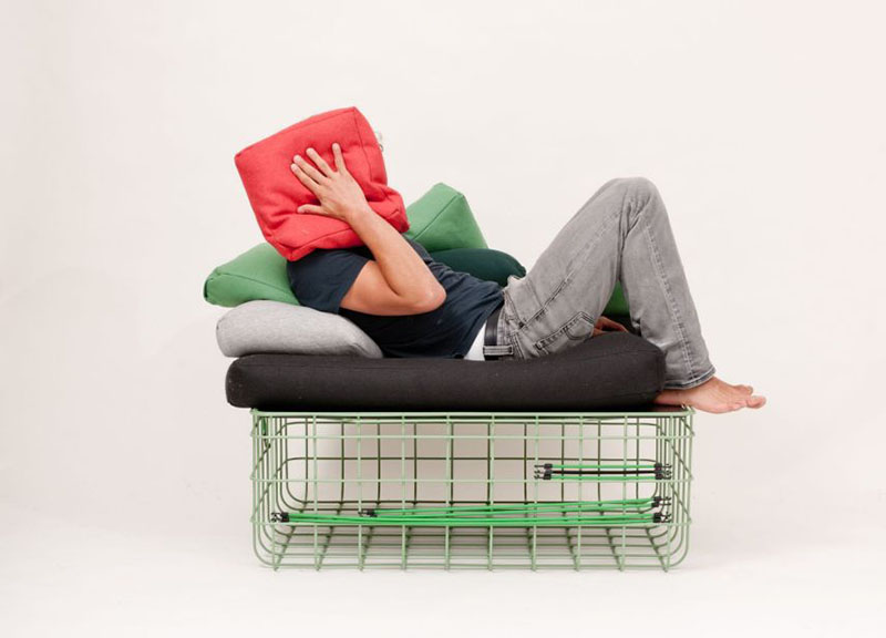 Kuli Modular furniture System 3