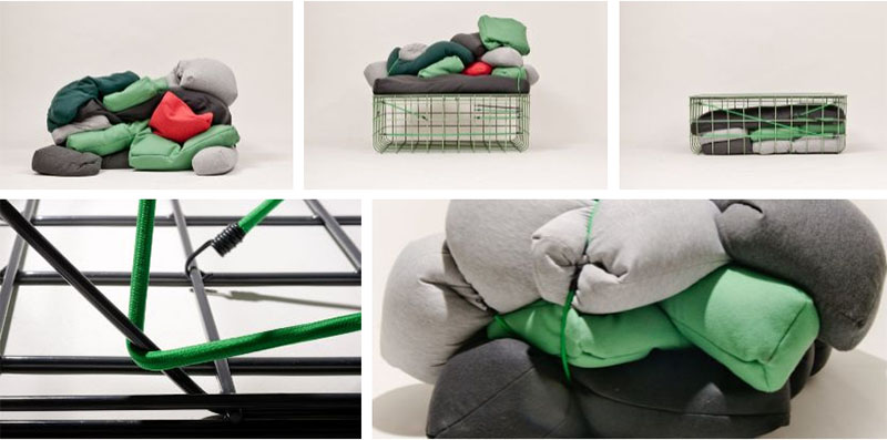 Kuli Modular furniture System 5
