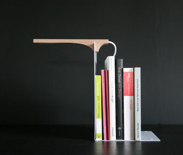 Multi Purpose Lamp By Sylvain Busine Ada