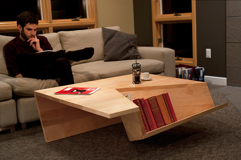 Nook Coffee Table 1