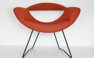 Smiling Rumi Armchair by Karre Design