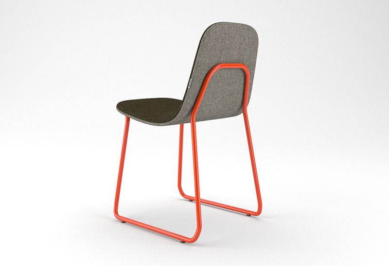 Siren Chair design 6