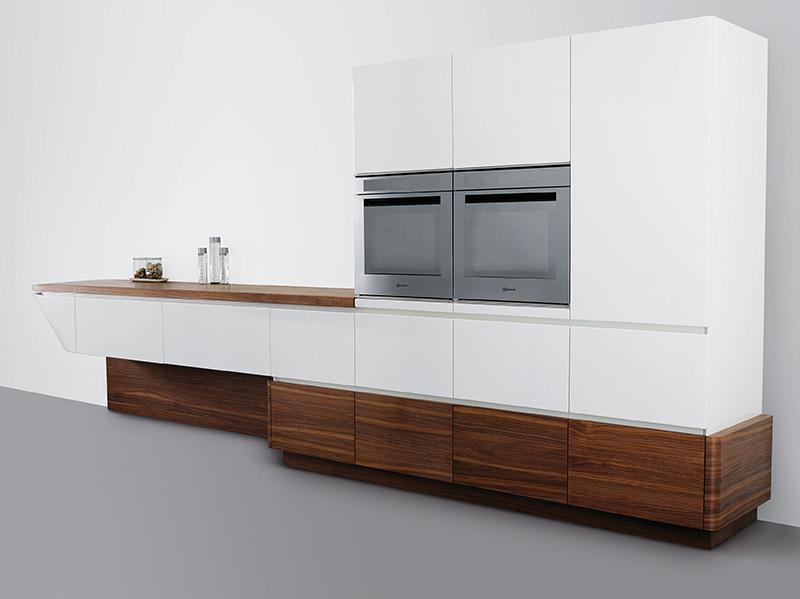Marecucina kitchen shaped like boat 8
