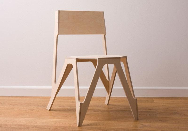 Bone Chair 1