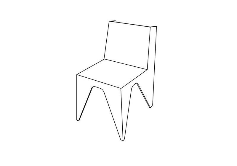 Bone Chair 6