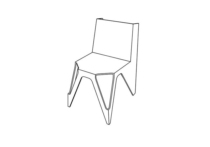 Bone Chair 7