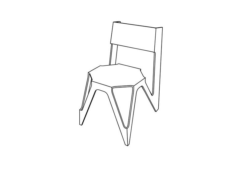 Bone Chair 8