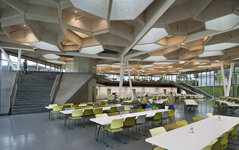 Campus Restaurant with Auditorium 5