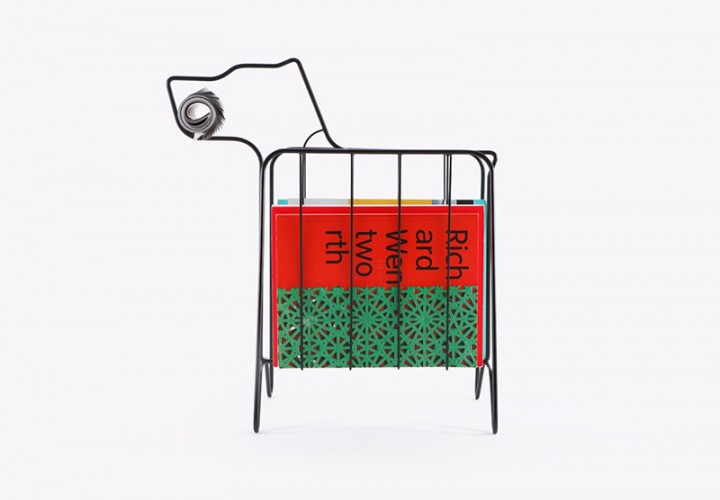 Companion Magazine Storage Rack 1