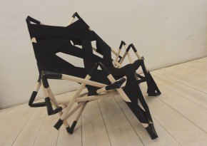 Creatibles Lounge Chair by Johan Hovgaard Simonsen