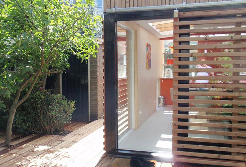 garden studio in Voorburg 4