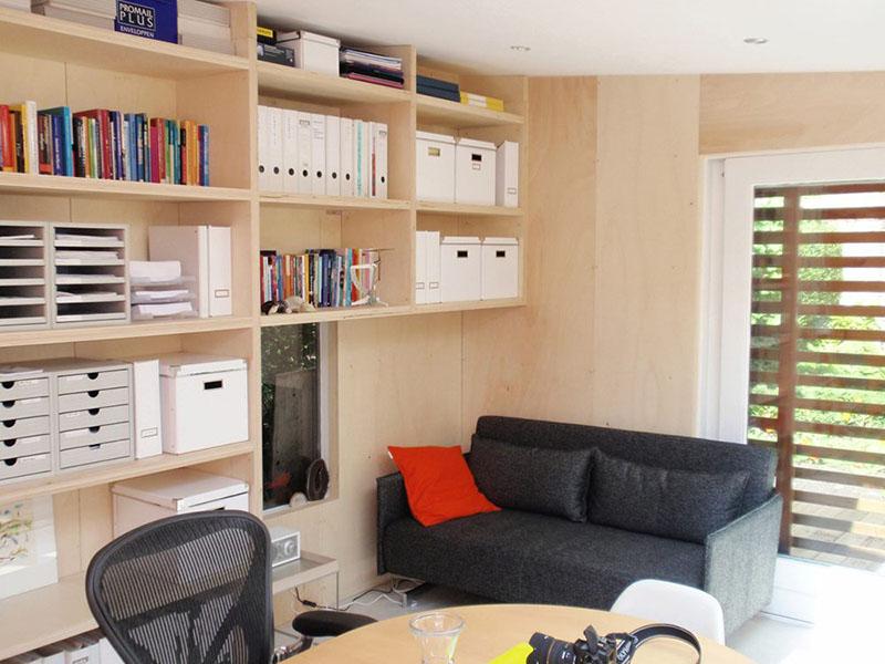 garden studio in Voorburg 5
